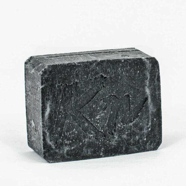 Schwarze Seife von Karbonoir für alle Hauttypen
