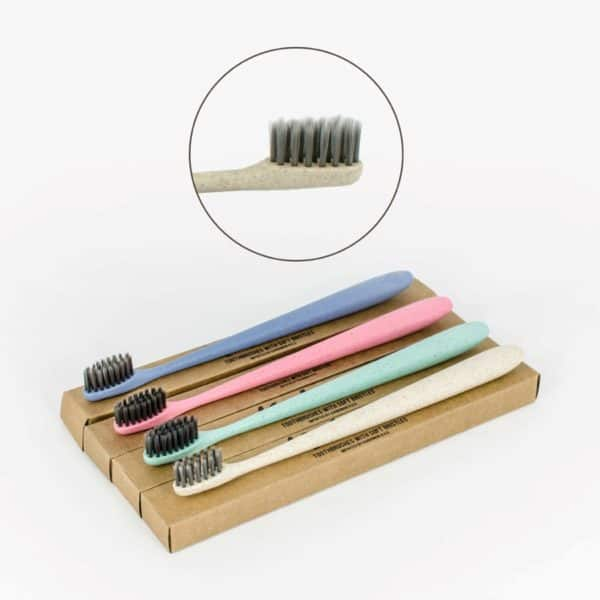 Zahnbürsten mit weichen Borsten für eine effektive und sanfte Renigung der Zähne