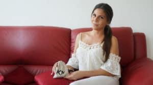 Neurodermitis-Leidende teilt ihre Geschichte und wie sie ihr Problem gelöst hat
