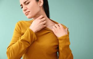Neurodermitis und Jucken