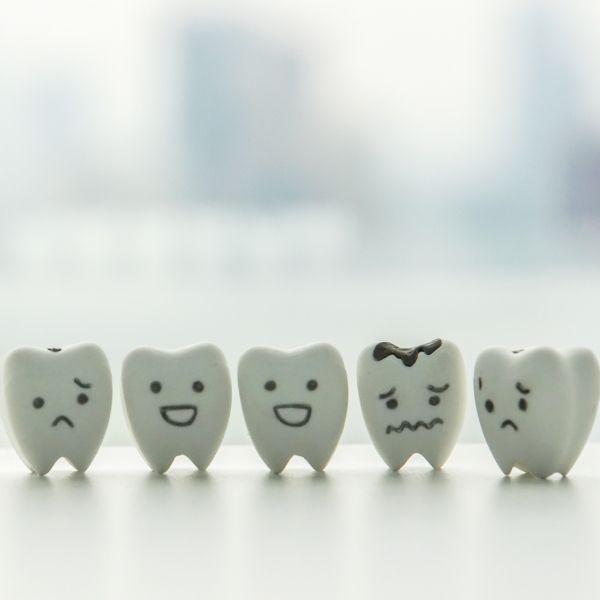 Karies Zähne